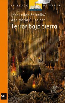 portada Terror Bajo Tierra