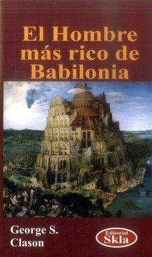 portada El Hombre mas Rico de Babilonia