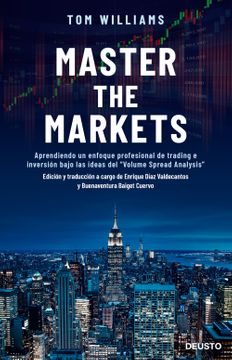 portada Master the Markets