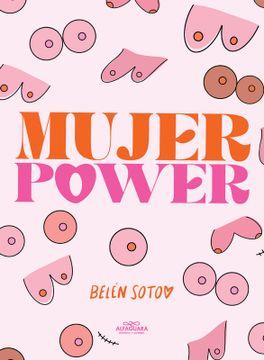 portada (Preventa 2° Edición) Mujer Power (Envío a partir de 25 de enero)