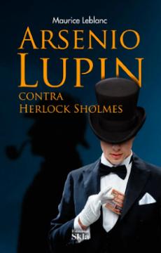 portada Arsenio Lupin Contra Herlock  Sholmes