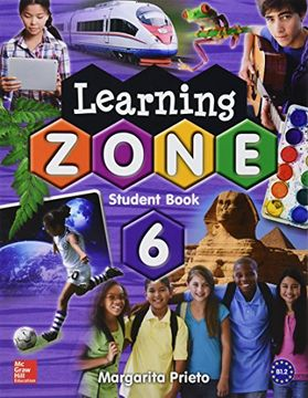 portada Learning Zone 6 Student boo