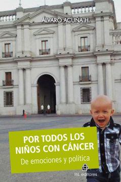 portada por todos los niños con cáncer. de emociones y política