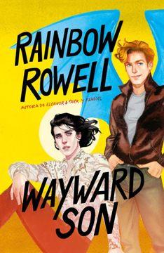 portada Wayward son