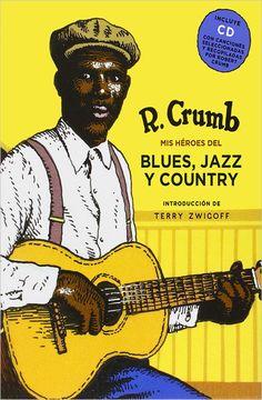 portada Mis Héroes del Blues, Jazz y Country