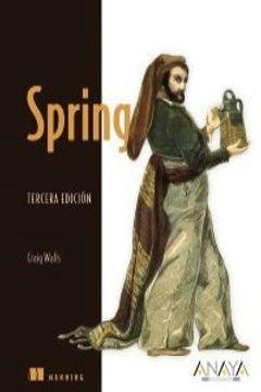 portada Spring.Tercera Edición (Anaya Multimedia/Manning)