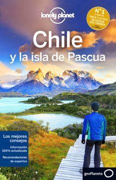 portada Lonely Planet Chile y la Isla de Pascua
