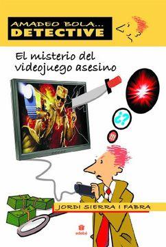 portada El Misterio Del Videojuego Asesino