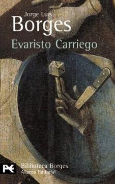 portada Evaristo Carriego (libro en Inglés)