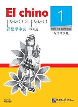 portada El Chino Paso a Paso Vol.1 - Libro De Ejercicios