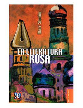 portada La Literatura Rusa