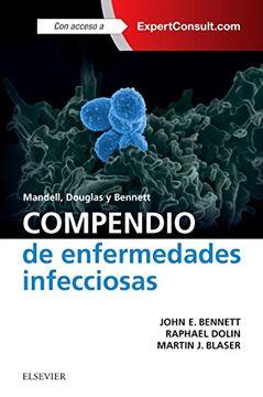 portada Mandell, Douglas y Bennett. Compendio de Enfermedades Infecciosas + Expertconsult