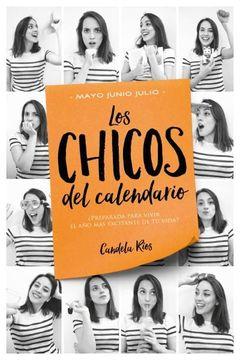 portada Los Chicos del Calendario 3: Mayo, Junio y Julio (Titania Sombras)