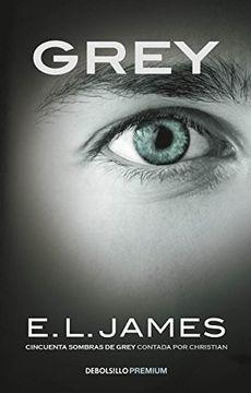 portada Grey Cincienta Sombras de Grey Contada por Christian