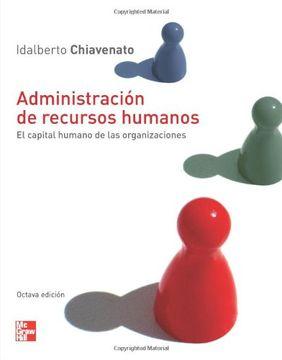 portada Administración de Recursos Humanos