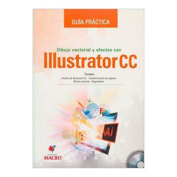 portada Guia Practica Dibujo Vectorial y Efectos con Illustrator cc