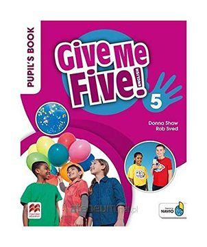 portada Give me Five! Level 5 Pupil's Book Pack (libro en Inglés)