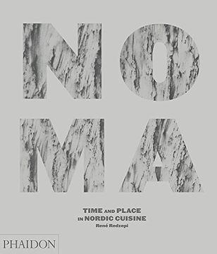 portada Noma: Time and Place in Nordic Cuisine (libro en inglés)