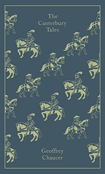 portada The Canterbury Tales - Clothbound Classics (Penguin Clothbound Classics) (libro en Inglés)