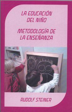 portada Educación del Niño: Metodología de la Enseñanza