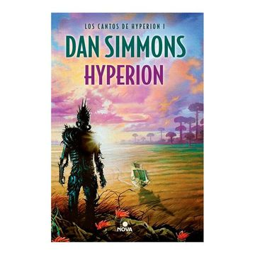 portada Hyperion (Los Cantos de Hyperion Vol. I) (Nova)