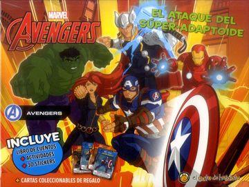 portada Kit de Juego - Avengers