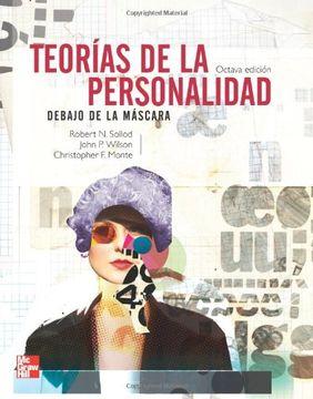 portada Teorias de la Personalidad Debajo de la Mascara