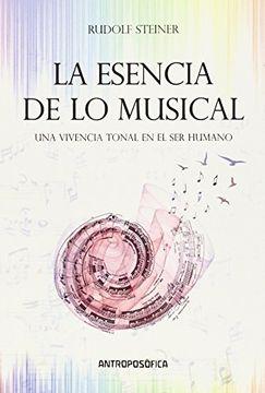 portada La Esencia de lo Musical