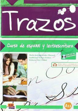 portada Trazos A1. 1. Curso de Español y Lectoescritura (Incluye cd)