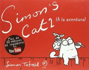 portada Gato de Simon,El 2 a la Aventura