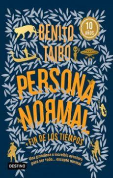 portada Persona Normal