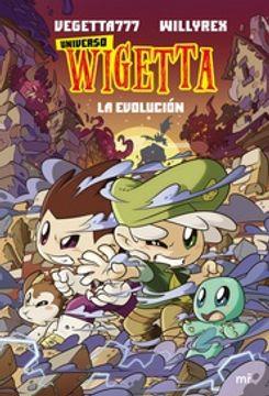 portada Universo Wigetta 2. La evolución