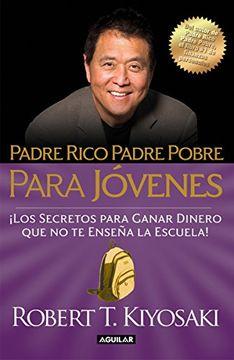 portada Padre Rico, Padre Pobre Para Jóvenes