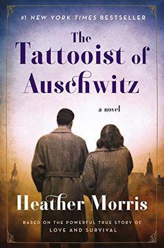 portada The Tattooist of Auschwitz: A Novel (libro en inglés)