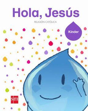 portada Religión Kinder (5 Años)