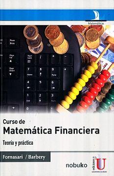 portada Curso de Matemática Financiera. Teoría y Práctica