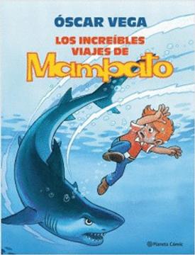 portada Los Increibles Viajes de Mampato #1 (Td)