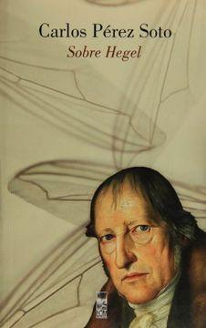 portada Sobre Hegel