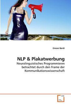 portada NLP & Plakatwerbung