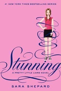 portada pretty little liars #11: stunning
