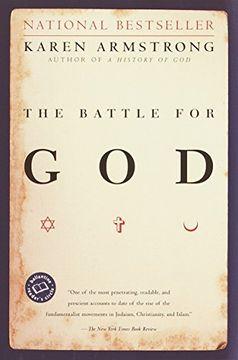 portada The Battle for god (libro en Inglés)