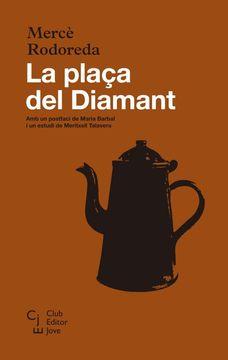 portada La Plaça del Diamant (libro en catalán)