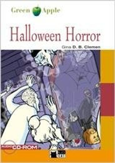 halloween horror +cd