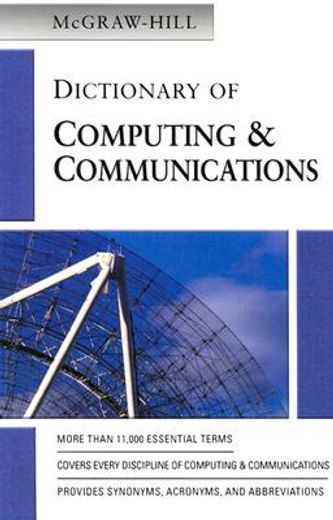 mcgraw-hill dictionary of computing & communications