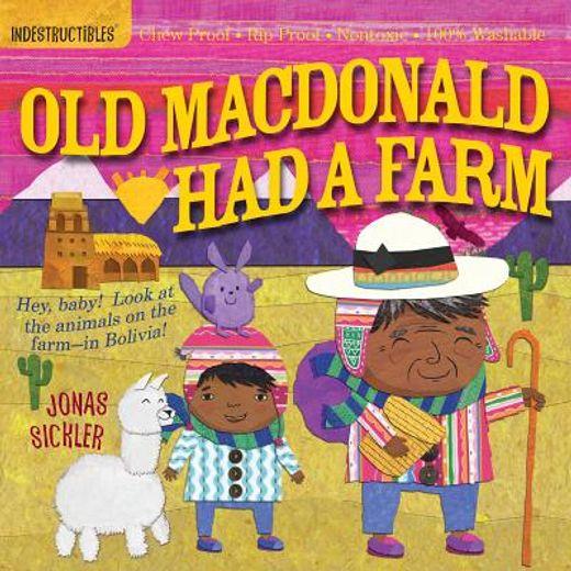 indestructibles old macdonald