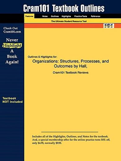 outlines & highlights for organizations