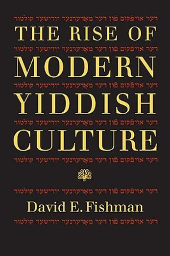 the rise of modern yiddish culture