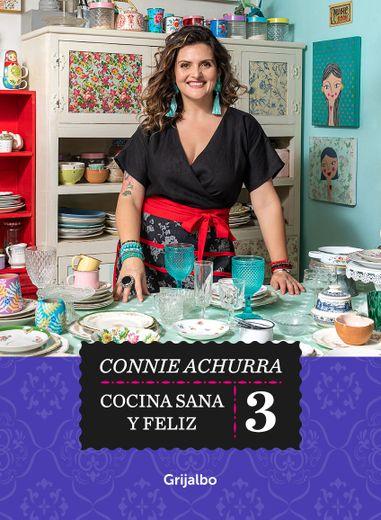 (Preventa) Cocina Sana y Feliz 3 (Envío a Partir de 13 de Agosto)