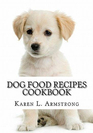 dog food recipes cookbook