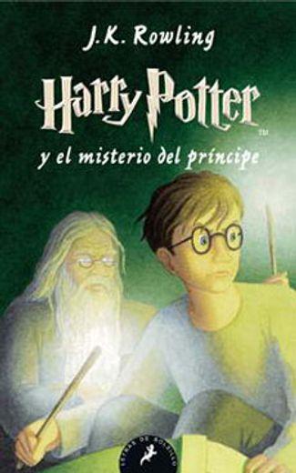 Harry Potter y el misterio del príncipe (6)